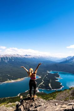 The Best Time to Visit Canada Hiking Tips, Hiking Gear, Banff National Park, National Parks, Alberta Travel, Visit Canada, Outdoor Research, Canadian Rockies, Day Hike