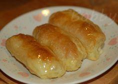 Recetas de Puerto Rico -Pastelillitos de Queso ~ Quesitos