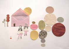 Camilla Engman - also should be 'art', but I love the colors too much