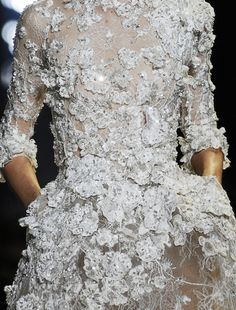 Fuck Yeah Fashion Couture | Elie Saab Haute Couture Spring-Summer 2013