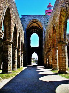 Abbaye de la pointe Saint-Mathieu