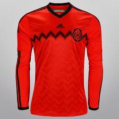 Camiseta Selección Fútbol México 2014. Visitante. 415d14c147177