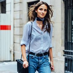 7 Fresh Ways To Wear Your Button Down