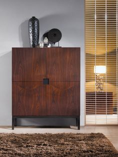 """Exceptional """"bar furniture"""" detail is available on our website. Sideboard Furniture, Bar Furniture, Luxury Furniture, Furniture Design, Credenza, Bar Sala, Kitchen Room Design, Bars For Home, Armoire"""