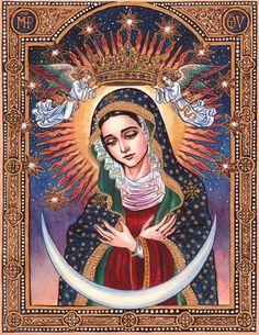LA VIRGEN DE GUADALUPE~Mother of Mercy