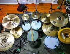 regram @drumsview @blasturbater  #drumsview#drums#drumkit#drumset#percussion#drummer#percussionist#musician#drumstick#drum#drumming#drumlife#drumslife#drumporn#drumstagram#cymbals#drumsticks#lovedrums#instaview#art#rhythm#tempo#view#music#drumfam#instadrums#drumsfromabove#drumsetup#drumview by henoccool