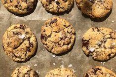 Grain-Free Chocolate Chip Cookies Recipe on Food52, a recipe on Food52 Perfect Chocolate Chip Cookie Recipe, Gluten Free Chocolate Chip Cookies, Gluten Free Cookies, Gluten Free Baking, Sin Gluten, Sprinkle Cookies, Paleo Treats, Food 52, Cookie Recipes