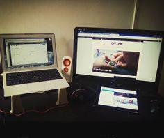 Haciendo lo que me apasiona. Adiestramiento online de @ontime_magazine patrocinado por @drgraphicvzla #clases #online #adiestramiento #web #wordpress #venezuela