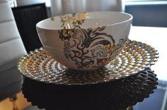 #Plates #Elegance #Tableware # Kom #Home #Accessories