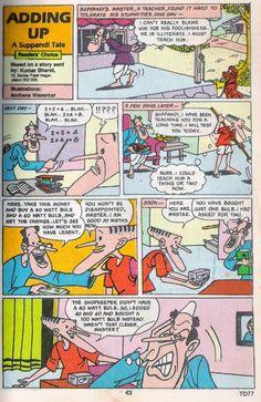Exam Quotes Funny, Indian Comics, Diamond Comics, Comics Story, Desert Island, God Pictures, Albums, Jokes, Picasa
