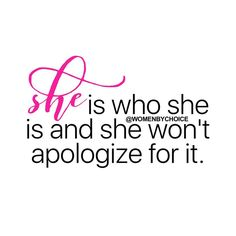 ❤Sorry, Not Sorry..I am who I am...you don't have to like it but I LOVE IT ❤