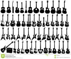 Afbeeldingsresultaat Voor Electric Guitar Body Shapes Guitar Body Electric Guitar Stratocaster Guitar