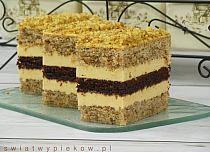 Solony karmel a Desserts For A Crowd, Easy Desserts, Dessert Recipes, Romanian Desserts, Romanian Food, Cacao Recipes, Cocoa Cake, Powder Recipe, Polish Recipes