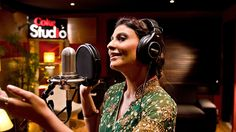 Fariha Parvez ft. Muazzam Ali Khan Jogi BTS Video – (Coke Studio Season 6 Episode 1)