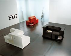 Picture of Maxò, waiting area chairs
