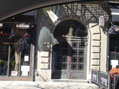 Gated doors