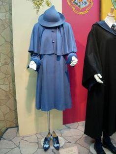 Beauxbatons uniform.