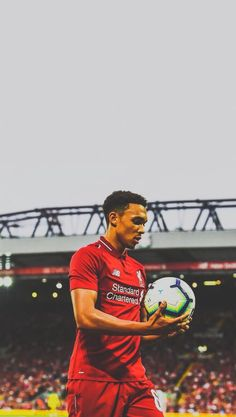 Ynwa Liverpool, Liverpool Football Club, Arnold Wallpaper, Paris Saint Germain Fc, Liverpool Champions League, England National Team, Liverpool Wallpapers, Alexander Arnold, Soccer