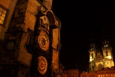 Astronomical Clock. Prague