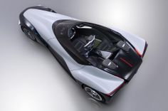 Nissan BladeGlider Electric Sports Car