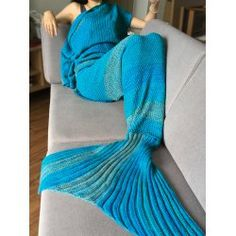 Mermaid Tail Shape Blanket For Adults 🐬 NEW! Mermaid Tail Shape Blanket For Adults 🐳🐬🐟🐠 Intimates & Sleepwear Pajamas Cheap Blankets, Blankets For Sale, Cheap Bathroom Accessories, Pikachu Crochet, Crochet Shell Stitch, Crochet For Beginners Blanket, Easy Crochet Projects, Bedding Sets Online, China