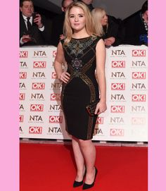 Lorna Fitzgerald Eastenders Actresses, Nice Dresses, Formal Dresses, Beautiful Actresses, New Pictures, Awards, Beautiful Women, Style Inspiration, Kathryn Newton