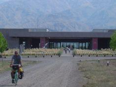 En #bici por los caminos del #vino Killka (espacio Salentein) #ValledeUco #Mendoza #Argentina