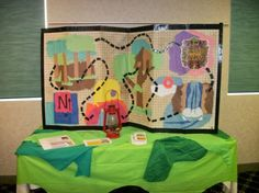 2015 Journey VBS Decorations Off