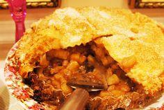 Apple Pie da Condimento doceria especializada em doces americanos - café da manhã e chá da tarde.