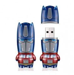 Transformers Optimus Prime Mimobot USB  £24.99