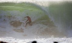 #QUIKSILVER & #ROXY PRO FRANCE 2012 www.worldsurfleague.com  Mick Fanning (AUS) eliminated from the Quiksilver Pro France in Round 3. ASP/WSL/KellyCestari/WORLD SURF LEAGUE #Quiksilver Pro & #Roxy Pro France 2012  WORLD SURF LEAGUE  www.worldsurfleague.com
