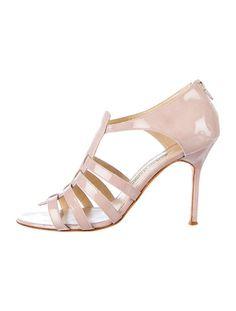 Instant Classic: Manolo Blahnik Sandals.