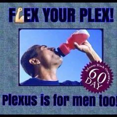 Plexus is for men too!