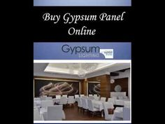 Here, you can Buy Gypsum Panel Online. Our Gypsum Panels are durable. Moreover, they remain fully bright without any flickering or transmitting external heat. For details, contact us today. Don't forget to visit our website: http://www.gypsumlighting.com/