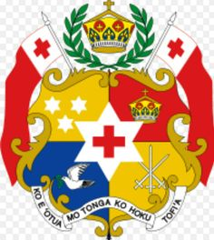 Tonga is the only sovereign kingdom in Oceania that is not a Commonwealth realm, Vanuatu, Tongan Tattoo, Samoan Tattoo, Tongan Culture, Tonga Island, Friendly Islands, National Animal, Crests, Coat Of Arms