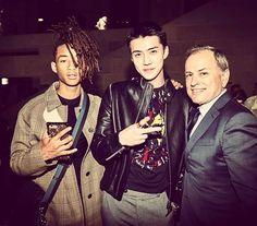 #Louis Vuitton#Jaden Smith #sehun