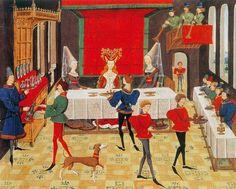 Book of Regnault de Montauban, 1300-20, Manuscript (MS Arsenal 5073), Bibliothèque de l'Arsenal, Paris