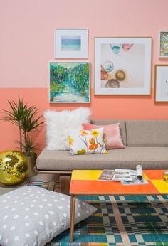 from fabric to room / oh joy!