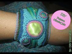 DIY: Pulsera hippiechic con miyuki   Bracelet Design