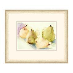 Pears - Ethan Allen US #EthanAllenArtWork #EthanAllen #EthanAllenPineville