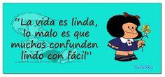 Frases de Mafalda en imágenes [hechas por mi]