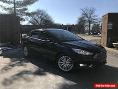 2015 Ford Focus Titanium Sedan 4-Door #ford #focus #forsale #unitedstates