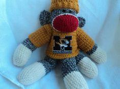 Mizzou sock monkey!