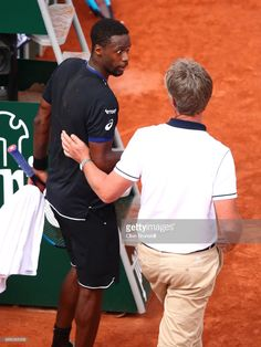 Official Freaking Site Of Tennis Fans Worldwide. David Goffin, Gael Monfils, French Open, Paris France, Belgium, Third, Tennis, Polo Ralph Lauren, June