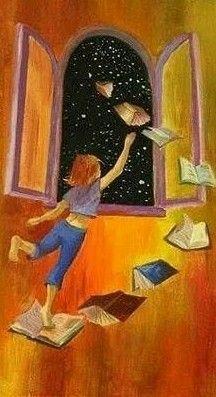 i love books Illustrations, Book Illustration, Reading Art, World Of Books, Book Images, Book Nooks, I Love Books, Book Nerd, Cute Wallpapers