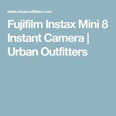 Fujifilm Instax Mini 8 Instant Camera | Urban Outfitters