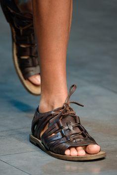 Dolce & Gabbana Spring 2014 Menswear Fashion Show Details