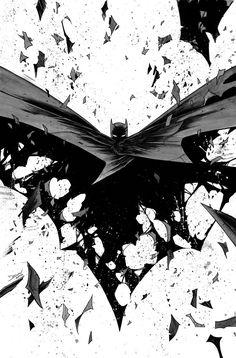 A.R.C.H.I.V.E. — spacebetweenpanels: All Star Batman #5 (Cover art...