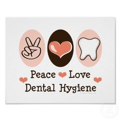 Peace, Love, & Dental Hygiene.West Chester dental Arts 403 N. Five Points Road West Chester, PA 19380 (610)696-3371