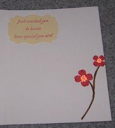 Birthday Wishes (inside) - Scrapbook.com